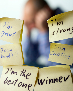 practicing positive self talk is one step on how to break the habit of procrastination. By telling yourself the right words all the time, your brain begins to act on the new commands while old once grow powerless more and more.
